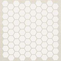 Shop American Olean 10-Pack Satinglo Ice White Thru Body Porcelain Mosaic Floor Tile - Bath floor
