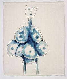 Louise Bourgeois.