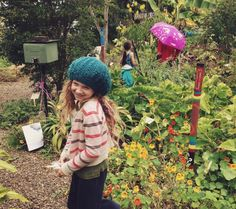 Permaculture Mothering – Free Range Child