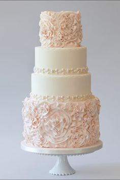 Love the detail on this cake
