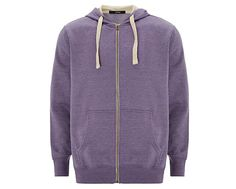 Lilac Men's Casual Hoodie