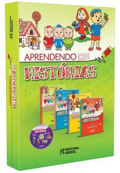 Coleção Aprendendo com Histórias - ISBN 7898220982496
