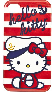 HELLO KITTY SAILOR IPHONE CASE <3