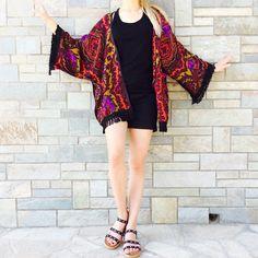 Glory's Tale Kimono SS16