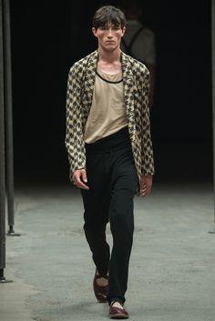 Spring 2015 Menswear - Dries Van Noten