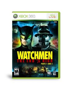 Watchmen The End is Nigh  Part 1  2  Xbox 360 -- Click image for more details.