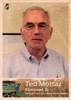 Meet the Farmer Ted Motta #corncorps