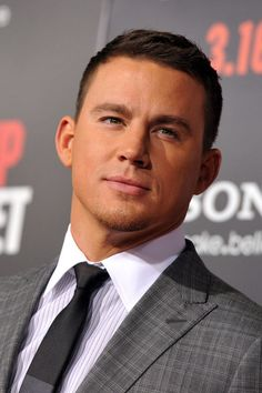 Channing Matthew Tatum (born April 26, 1980) is an American actor and film producer. He began his career as a fashion model before turning to film roles, having starred in She's the Man (2006), Step Up (2006), Fighting (2009), Public Enemies (2009), G.I. Joe: The Rise of Cobra (2009), and Dear John (2010). Description above from the Wikipedia article Channing Tatum