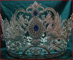 Headdresses Pagan Wicca Witch:  #Crown of Dragons.
