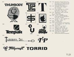 T-21 / World of Logotypes