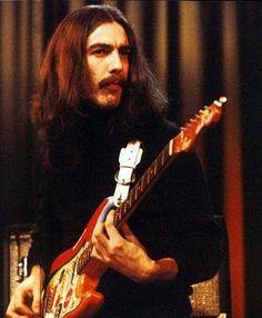 Harrison, ultimas etapas en los Beatles