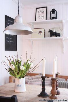 nordingården Decor, Scandinavian Kitchen, Interior, Home, Homey, Scandinavian Style, Eclectic Interior, Swedish Design, Interior Design
