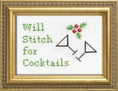 Subversive Kits | Subversive Cross Stitch