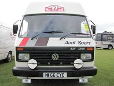 Vw Lt 35, Vw Lt Camper, Camper Van, Campers, Audi Sport, Sport Cars, Automobile, Vw Group, Auto Service