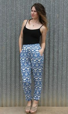Easy Street Pants by FATE $79.00