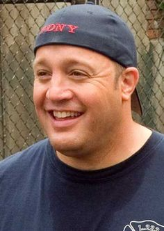 Kevin James - a totally adorable dude that I hugged in a dream once. He's awesome.