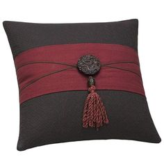 Dynasty Square Kissen - Home - Bedding - Deko Accent Pillows, Floor Pillows, Bed Pillows, Scatter Cushions, Decorative Throw Pillows, Cushion Covers, Pillow Covers, Cushion Embroidery, Buy Bed