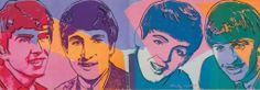 Andy Warhol's Beatles