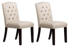 Furniture: Seating: Dining Chairs - One Kings Lane