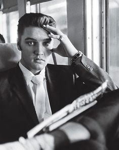 "Elvis Presley Elvis may have been more about bling and booze in his later years, but early on—according to Bernard Lansky, self-proclaimed clothier to the King—his style was always ""clean as Ajax."" A hard thing to pull off as a muddy Mississippi white boy who popularized a defiantly black way of dressing—pegged pants, hi-boy collars, immaculate hair, and the plaid jacket that Lansky tailored for Elvis's star-turning appearance on The Ed Sullivan Show. The King set the sartorial tone for…"