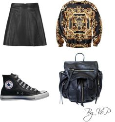 """""""mis outfits"""" by victimorprotagonist on Polyvore"""