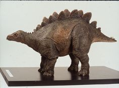 The Lost World Jurassic Park baby Stegosaurus maquette
