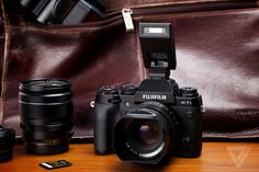 Finding the perfect mirrorless camera in the Fujifilm X-T1   The Verge
