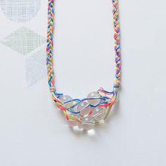 Idea para regalar a tu chica un collar hecho por tí