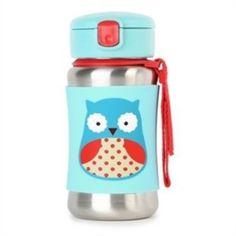Skip Hop Zoo Sports Bottle Owl