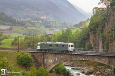 [CH] The new Re for RailAdventure – its first days of service – Railcolor Rail Transport, Swiss Railways, Transport Companies, Electric Locomotive, One Day, The Unit, Trains, Model Train