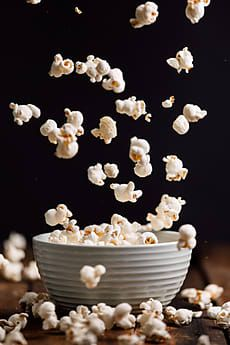 Popcorn by Dimitrije Tanaskovic for Stocksy United Pao Recipe, Foto Still, Crown Drawing, Photography Tips, Product Photography, Getting Cozy, Portrait Inspiration, Royalty Free Photos, Food Pictures