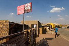 Winnie's Tuckshop in Tembisa is the place to go for kotas: hollowed out loaves of bread filled with a variety of fattening South African foods. South African Recipes, African Design, Places To Go, Food, Eten, Meals, Diet
