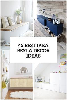 Www.digsdigs.com 33 Ways To Use Ikea Besta