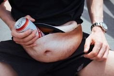 The Dadbag - A Fanny Pack in More Ways Than One - http://www.odditycentral.com/funny/the-dadbag-a-fanny-pack-in-more-ways-than-one.html