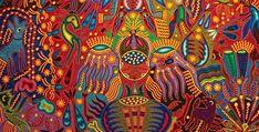 arte huichol mexico - Búsqueda de Google