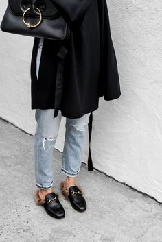 http://figtny.com | Bold Sleeves & Blue Jeans