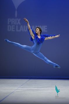 Bluebird Variation (by Marina Kleinwort) -© Prix de Lausanne 2011