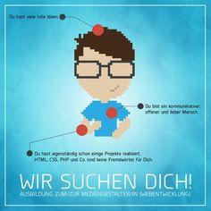Ausbildung zum Mediengestalter/in mit Schwerpunkt Webentwicklung | Webmarketiere GmbH