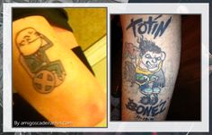 Tatuagens capturadas no mar do google :P