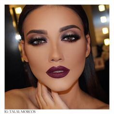 "3,398 Likes, 116 Comments - Talal Morcos / طلال مرقص (@talalmorcos) on Instagram: ""Rare Beauty #talalmorcos #mua #2015 #ultrahdgeneration #makeupforeverofficial"""