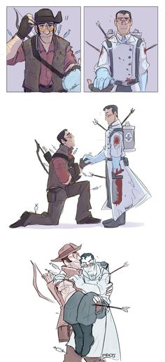 TF2- Being bold by MadJesters1 on DeviantArt