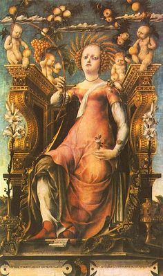 File:Pannonio, Michele - Ceres Enthroned - 1450-60.jpg