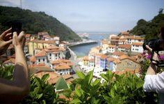 Asturias se sit�a como tercer destino tur�stico espa�ol en redes sociales