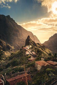 Masca, Tenerife, Canary Islands, Spain, 2016