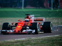Kimi Räikkönen - Ferrari SF70H 2017