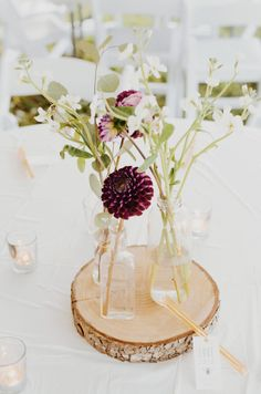 Are you planning a Rustic Themed Wedding and Reception? Here are some lovely rustic centerpieces that would look great at your reception. Brought to you by the Bridal Experts at The Wedding Shoppe in Detroit, MI Reception Wedding Reception Centerpieces, Rustic Wedding Centerpieces, Wedding Decorations, Centerpiece Ideas, Wedding Tables, Table Decorations, Reception Ideas, Free Wedding, Diy Wedding
