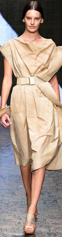 Donna Karan Spring 2015   The House of Beccaria~