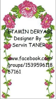 Cross Stitch Flowers, Cross Stitch Patterns, Prayer Rug, Peony Flower, Prayers, Diy Crafts, Floral, Design, Cross Stitch Embroidery