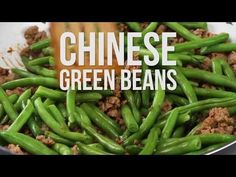 This rice bowl with Chinese green beans is one of the best healthy ground turkey recipes I have tried!