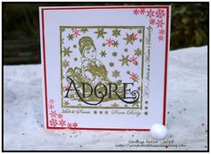 Christmas card - Les folies de Coco... with CI-240 and CI-446